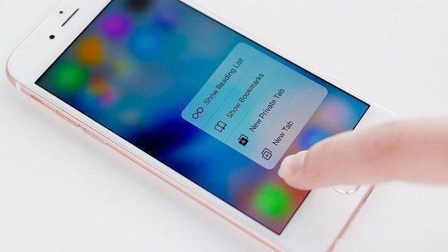 iPhone 3D Touch Bilmediğiniz 7 Özelliği 1