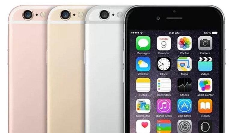 iPhone 6S Hatalı Pil Tespiti 1