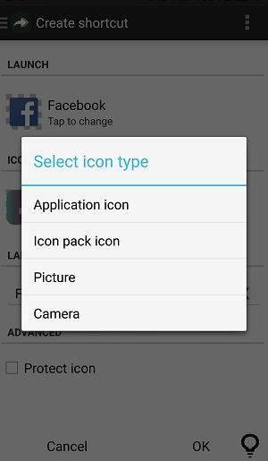 Android Telefonda İkon Değiştirme