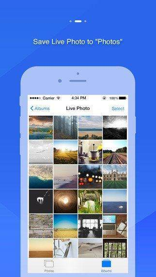 Eski iPhone'la Live Photos