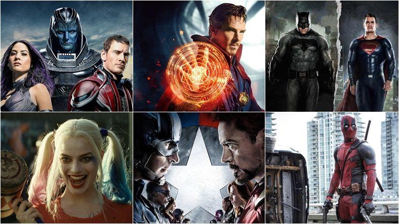 2016'da Sinemalarda En Çok İzlenen 10 Film 1