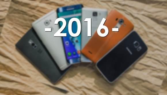 2016'nın En İyi Akıllı Telefonları 1