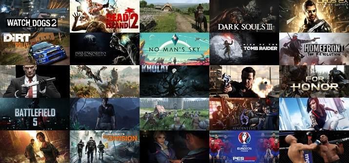 2017'de Çıkacak 30 Harika Oyun