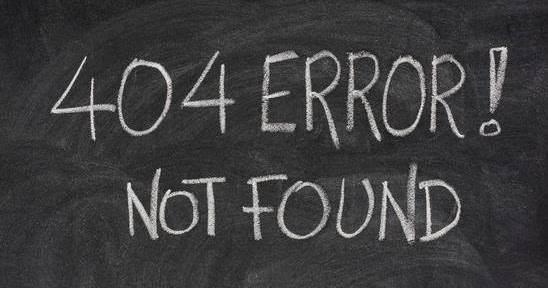 404 Hatası Neden Olur ?