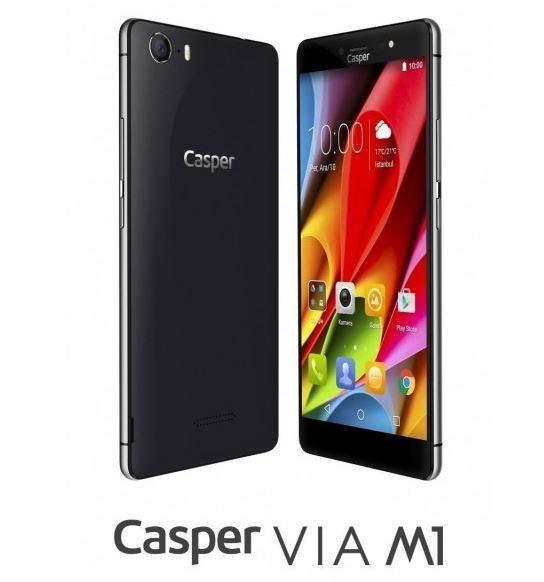 Casper VIA M1 Format Atma