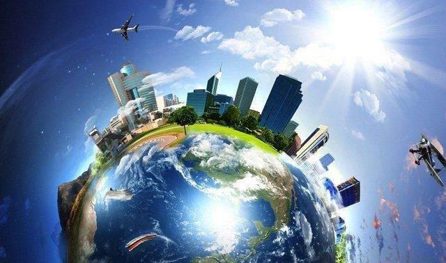 Dünya Üzerinde İnsan Üretimi Kaç Ton Yük Var ? 1