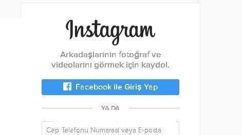 """Instagram """"Hesabınızda Bazı Sıra Dışı Hareketler Farkettik"""" Sorunu"""