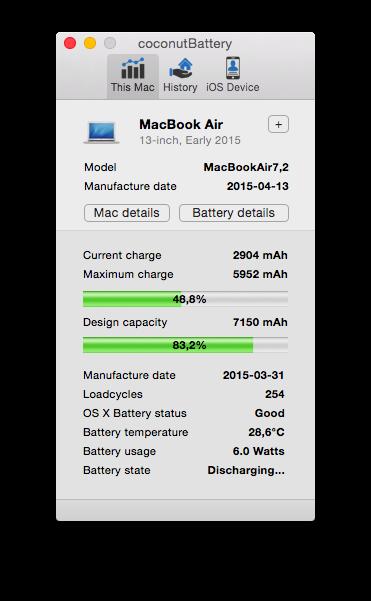 Macbook Pil Kalibrasyonu Nasıl Yapılır ? – Macbook Pil Kalibrasyonu