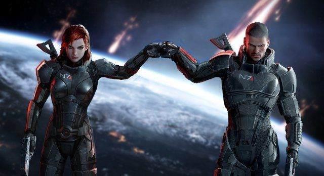 Sakıncalı İçerikten Dolayı Yasaklanan Oyunlar - Mass Effect