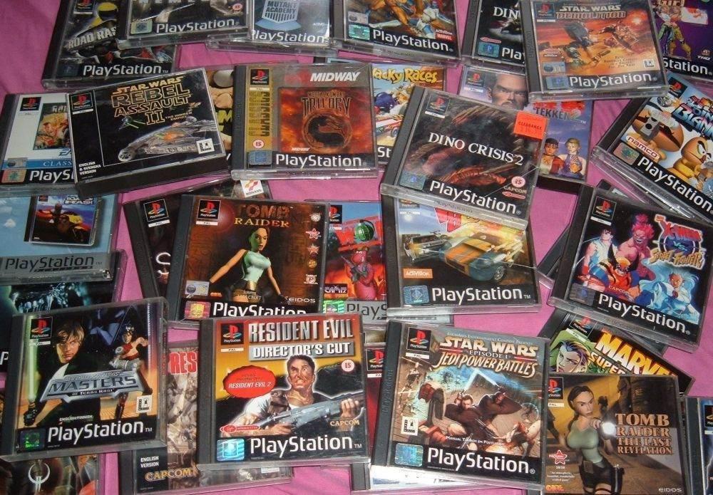 PlayStation 1 Oyun Alana 1 Oyun Bedava