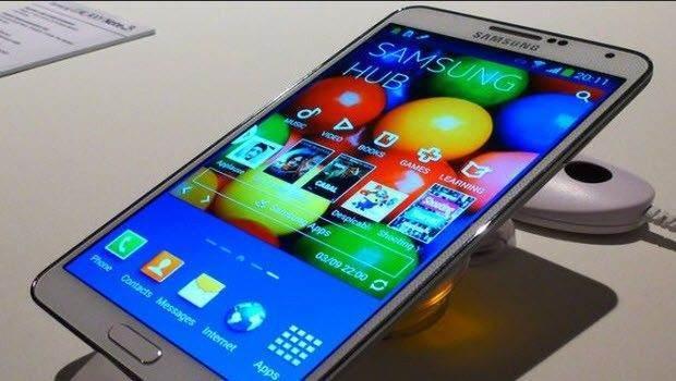 Samsung Telefonlarda Klavye Sesini Kapatma 1