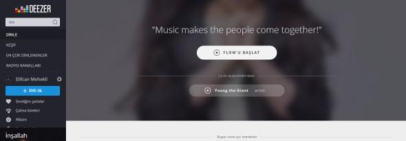 Spotify Altenatifi 5 Müzik Servisi