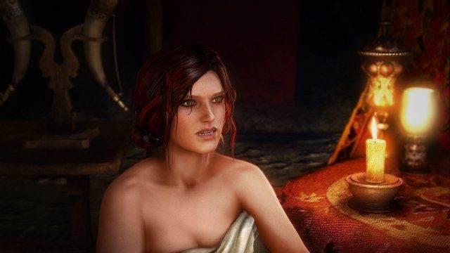 Sakıncalı İçerikten Dolayı Yasaklanan Oyunlar - The Witcher 2: Assassins of Kings