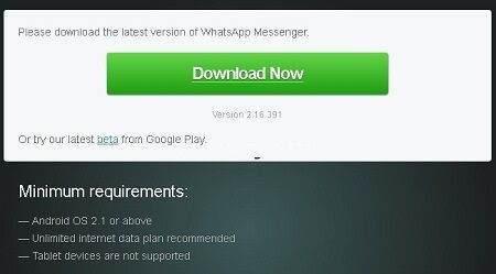 Whatsapp Yüklenmiyor Hatası ve Çözümü
