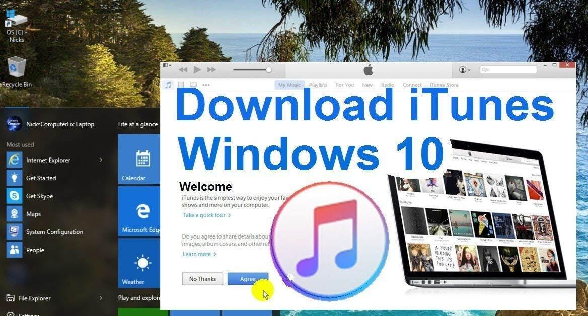 Windows 10 iTunes Kurulum Rehberi 2