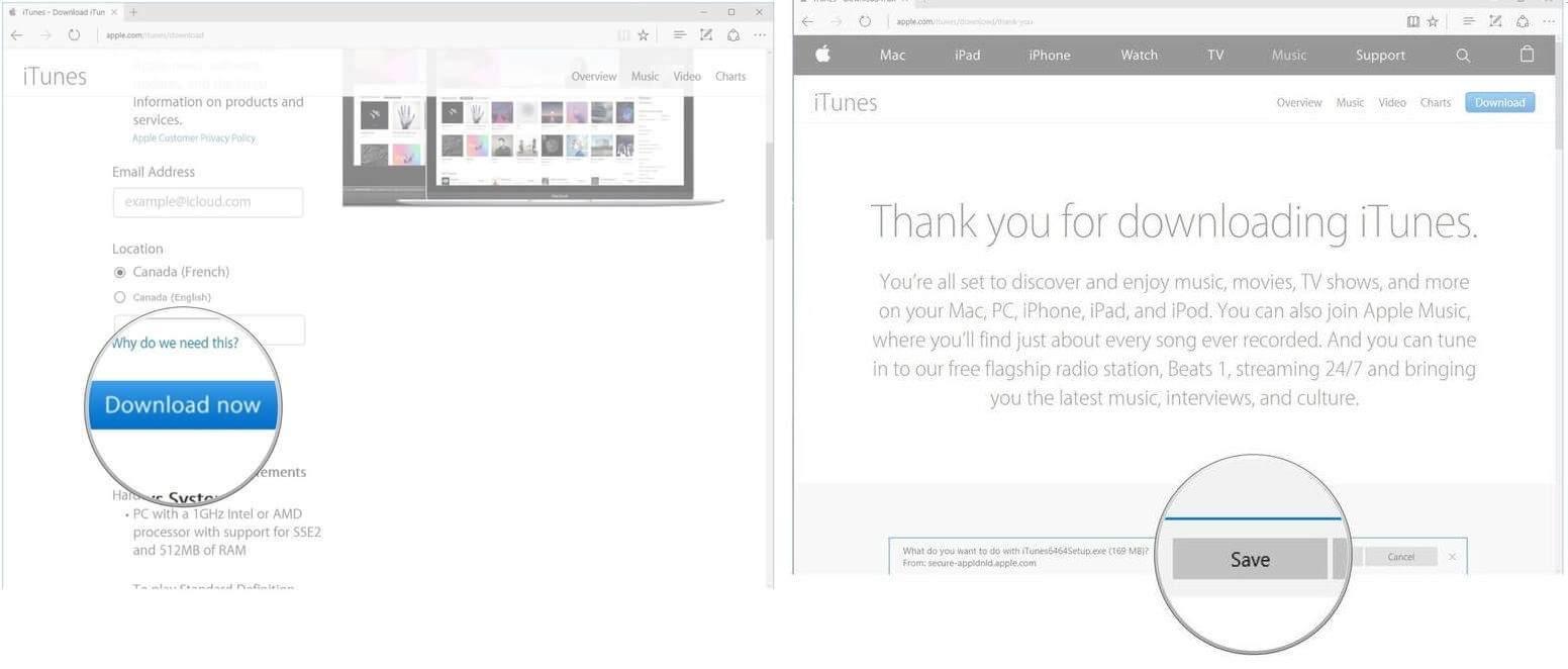 Windows 10 iTunes Kurulum Rehberi