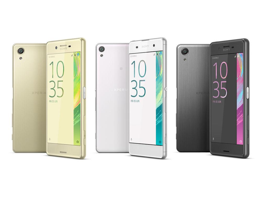 Android 7.0 Nougat Güncellemesi Alacak Olan Sony telefonlar