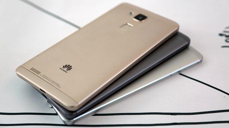 Android 7.0 Nougat Güncellemesi Alacak Olan Huawei telefonlar