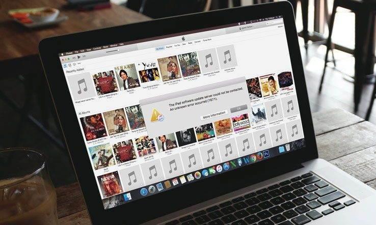 iTunes iPhone'u Görmüyorsa Yapılacaklar 1