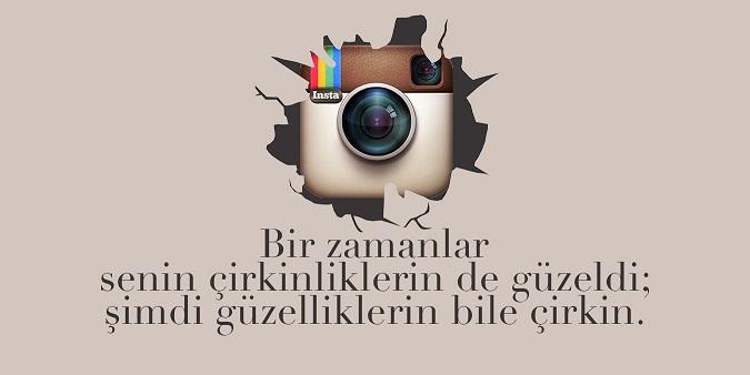 Instagram Durum Sözleri (İngilizce -Türkçe)