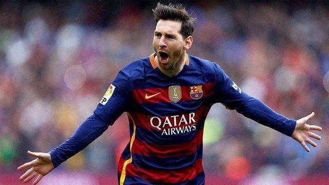 Dünyanın En Çok Kazanan Sporcuları - Lionel Messi