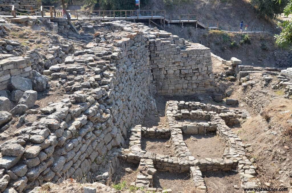 Troya Antik Kenti (Çanakkale)