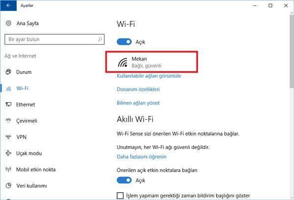 Windows 10'da Otomatik Güncellemeyi Kapatma