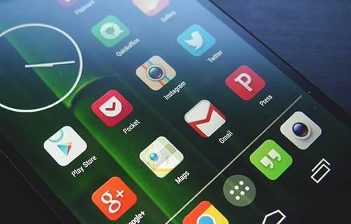 Android İkon Paketi Uygulamaları 4