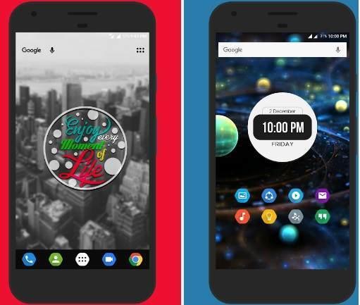Android İkon Paketi Uygulamaları