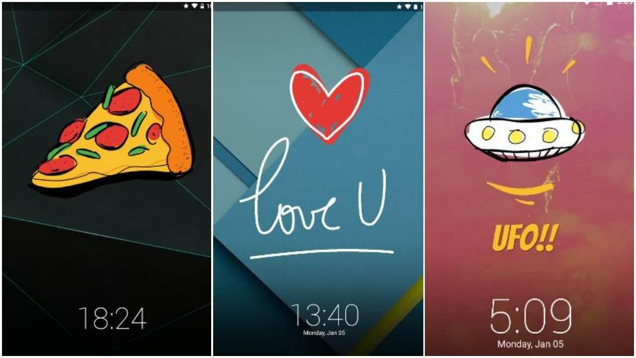 Android Ekran Kilidi Uygulamaları