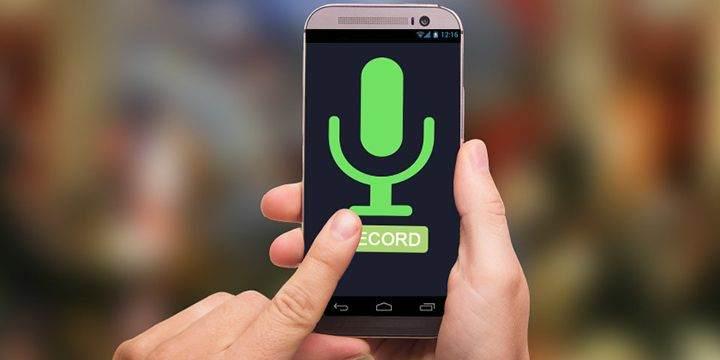 Android için 5 Ücretsiz Ses Kayıt Uygulaması 1