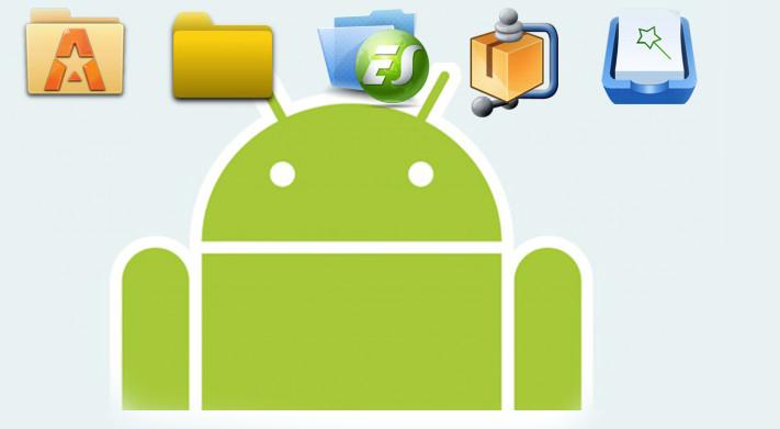 Android için En İyi Dosya Yöneticileri 1