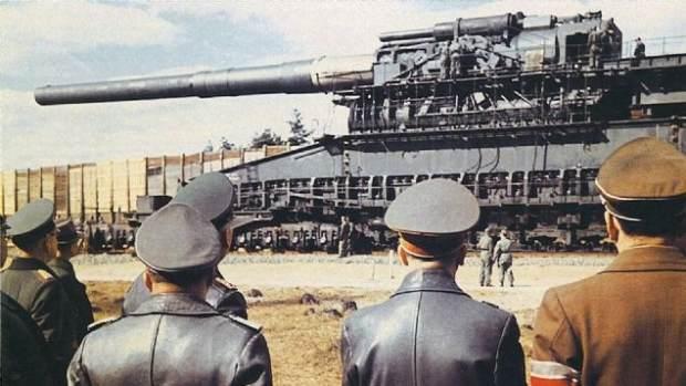 Bugüne Kadar Yapılmış En Ölümcül 10 Silah 3