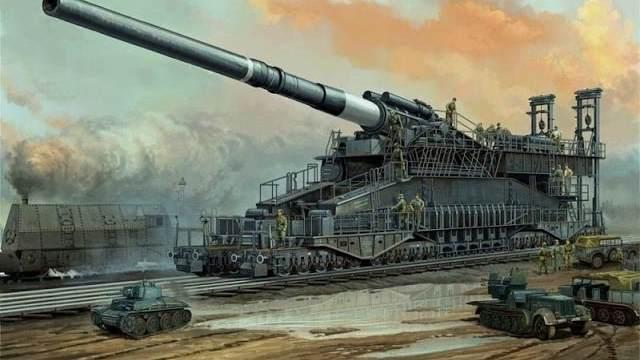 Bugüne Kadar Yapılmış En Ölümcül 10 Silah 15