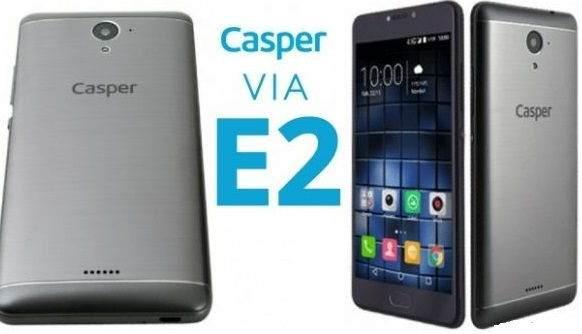 Casper VIA E2 Özellikleri 1