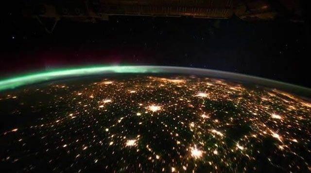 Dünyanın En Önemli 25 Yerinin Uzaydan Görünümü 1