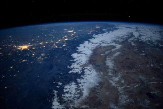 Dünyanın En Önemli 25 Yerinin Uzaydan Görünümü 2