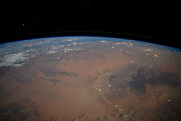 Dünyanın En Önemli 25 Yerinin Uzaydan Görünümü 12