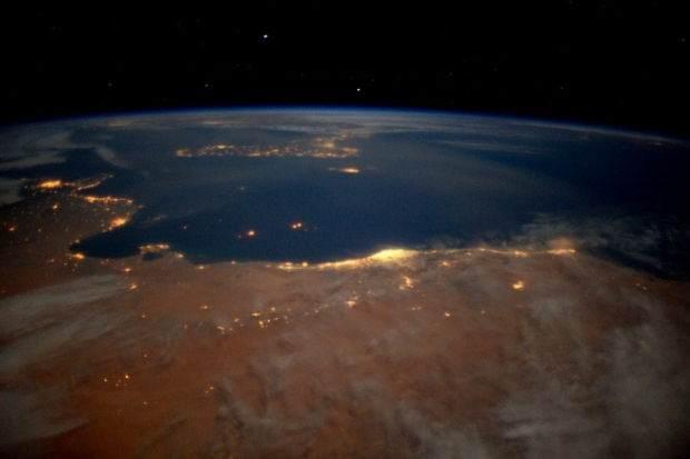 Dünyanın En Önemli 25 Yerinin Uzaydan Görünümü 13