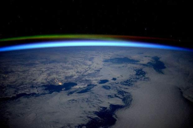 Dünyanın En Önemli 25 Yerinin Uzaydan Görünümü 18