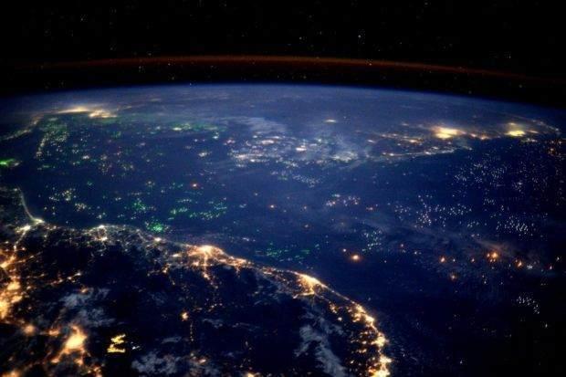 Dünyanın En Önemli 25 Yerinin Uzaydan Görünümü 19