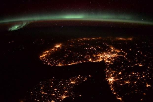 Dünyanın En Önemli 25 Yerinin Uzaydan Görünümü 20