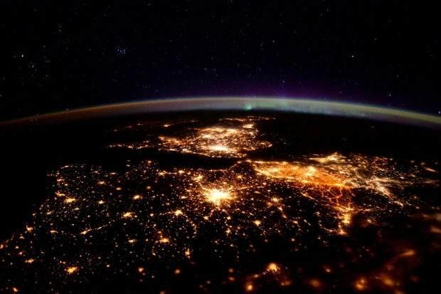 Dünyanın En Önemli 25 Yerinin Uzaydan Görünümü 3