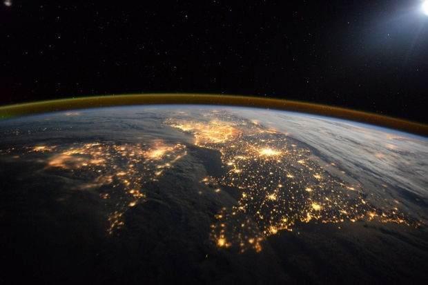 Dünyanın En Önemli 25 Yerinin Uzaydan Görünümü 21