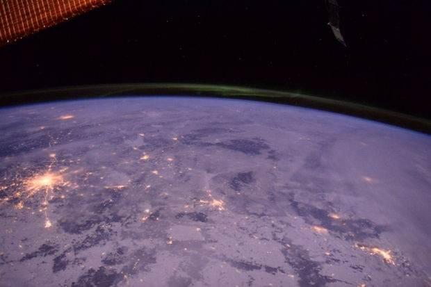 Dünyanın En Önemli 25 Yerinin Uzaydan Görünümü 23