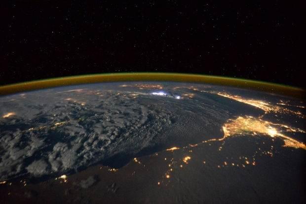 Dünyanın En Önemli 25 Yerinin Uzaydan Görünümü 24