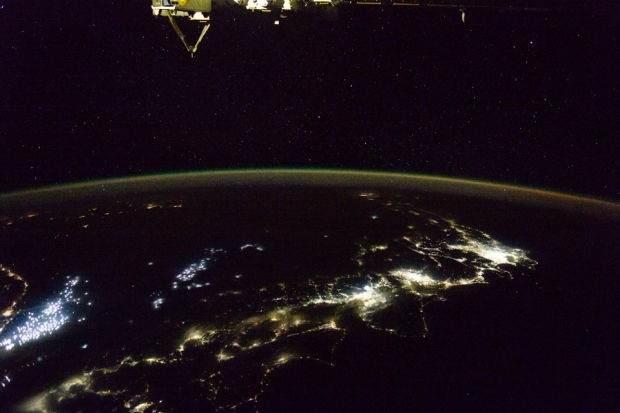 Dünyanın En Önemli 25 Yerinin Uzaydan Görünümü 25