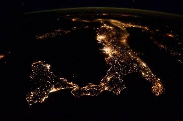 Dünyanın En Önemli 25 Yerinin Uzaydan Görünümü 4