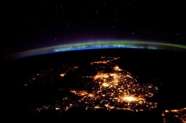 Dünyanın En Önemli 25 Yerinin Uzaydan Görünümü 5