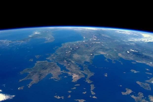 Dünyanın En Önemli 25 Yerinin Uzaydan Görünümü 7